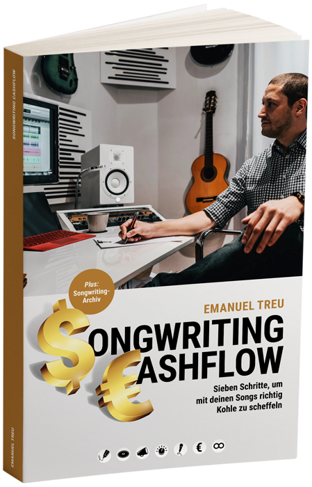 Emanuel Treu - Buch | Songwriting Cashflow